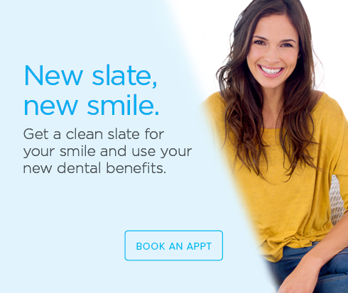 Albuquerque Modern Dentists - New Year, New Dental Benefits