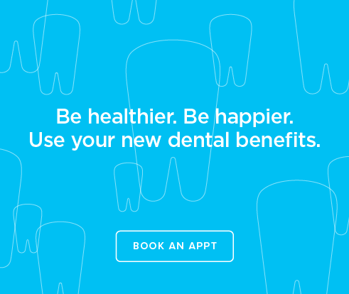 Be Heathier, Be Happier. Use your new dental benefits. - Albuquerque Modern Dentists