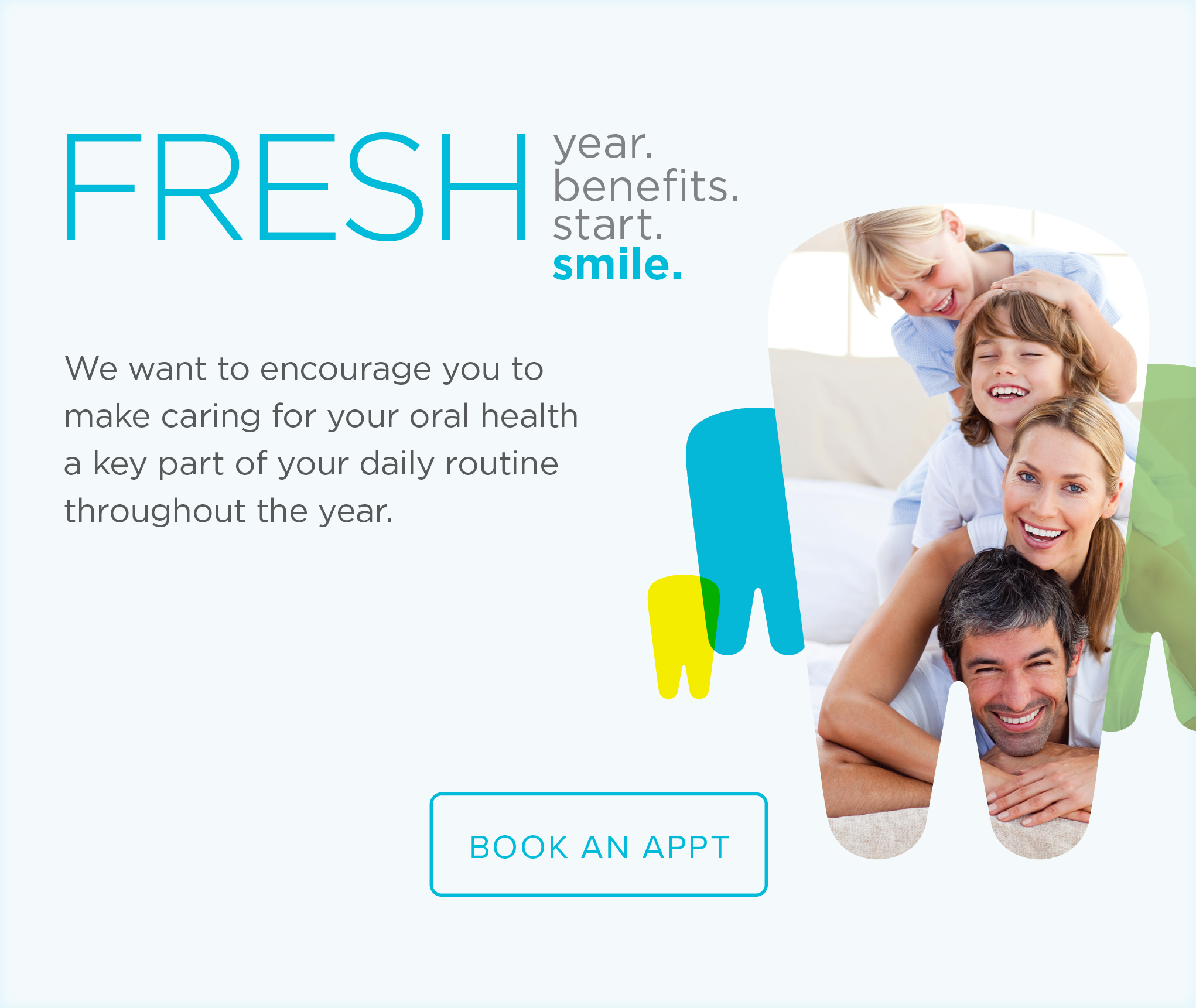Albuquerque Modern Dentists - Make the Most of Your Benefits