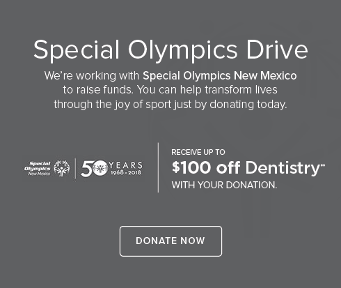 Special Olympics Drive - Albuquerque Modern Dentists